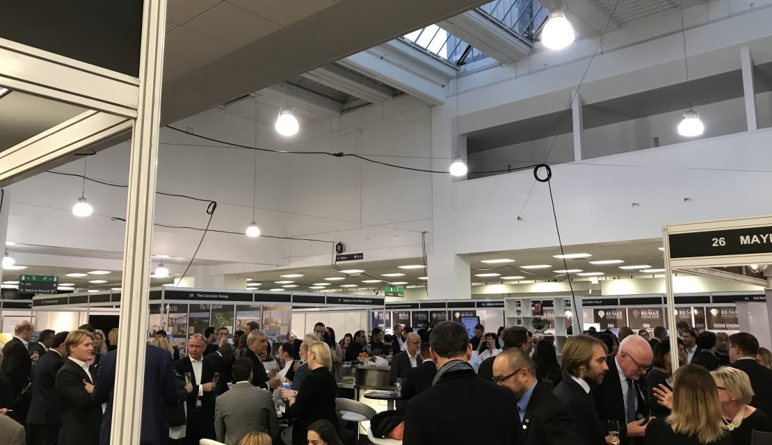 Fantastic response at the Luxury Property Show
