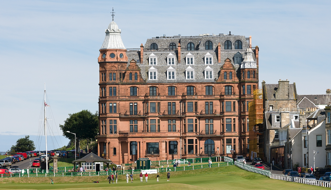 HAMILTON GRAND ST ANDREWS – SCOTLAND